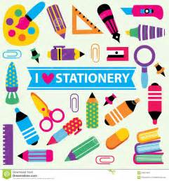 Stationery Lists 2018